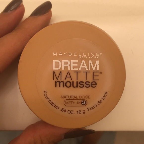 Maybelline Makeup Dream Matte Mousse Foundation Poshmark